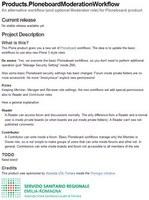 Grazie a AUSL Ferrara, primo rilascio pubblico di un prodotto Plone a nome di PloneGov Italia