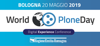 World Plone Day 2019 Digital Experience - Regione Emilia Romagna